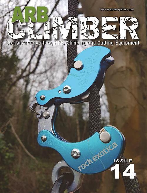 Arb Climber Magazine Issue 14