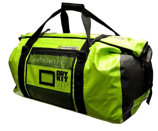 Arbortec Anaconda Duffle Bag in lime.