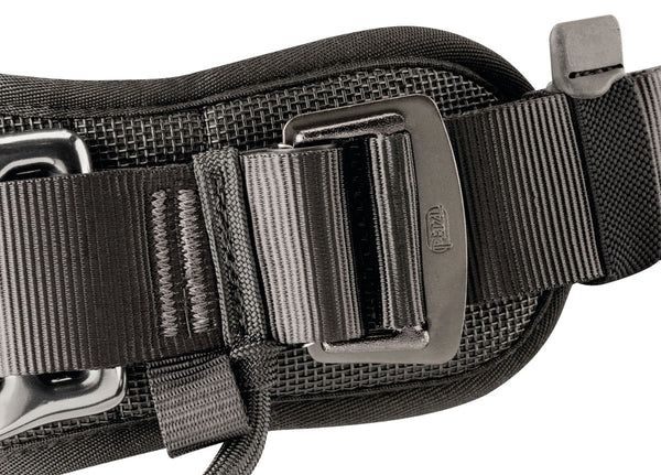 petzl avao sit harness buckle
