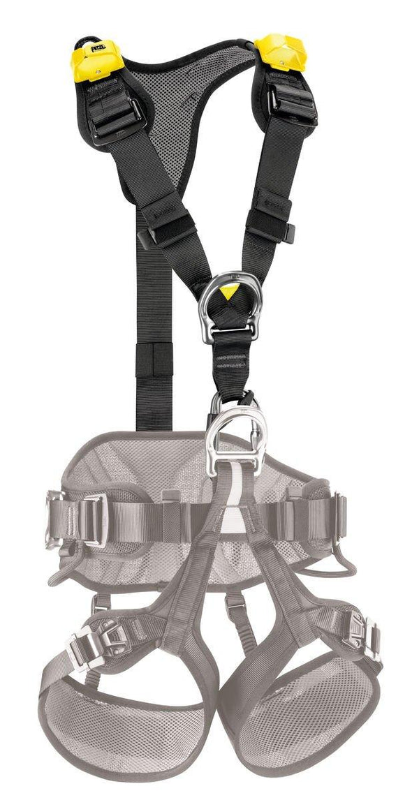 Petzl Top on a harness