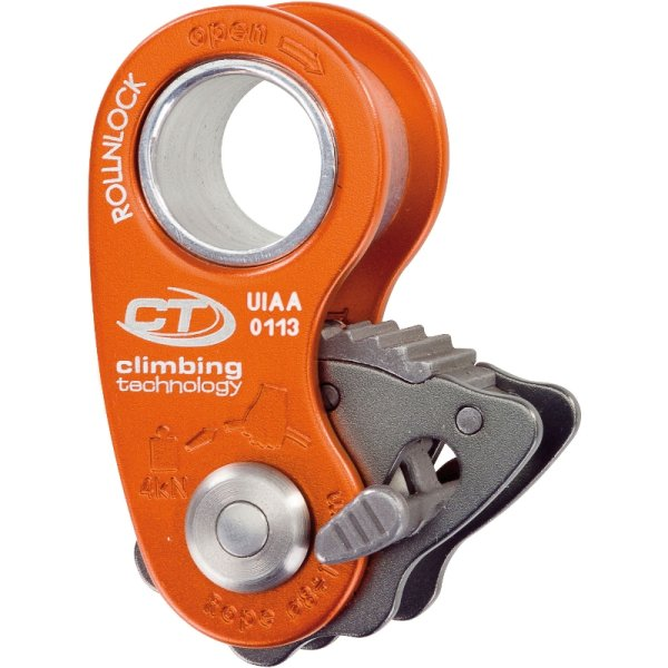CT Roll 'N' Lock Ascender
