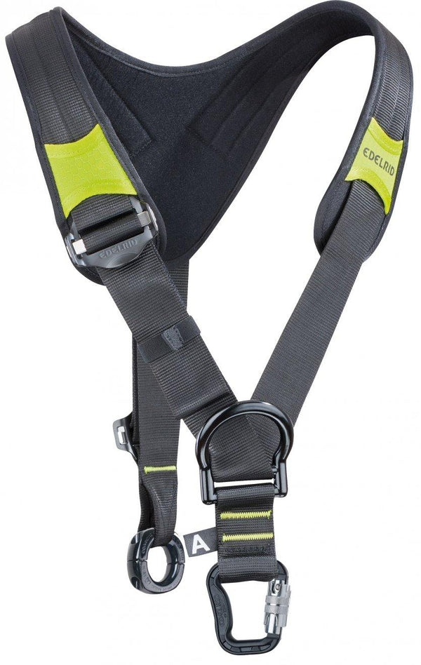 Edelrid Core Top in night oasis colours.