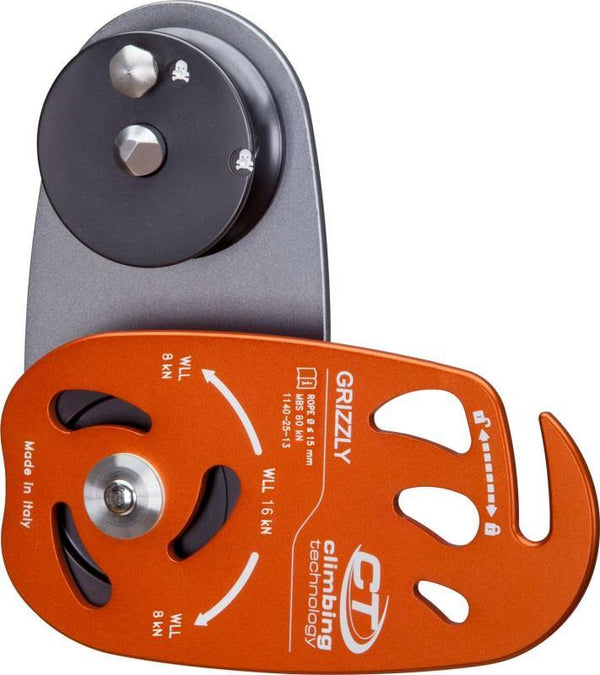 CT Grizzly Pulley