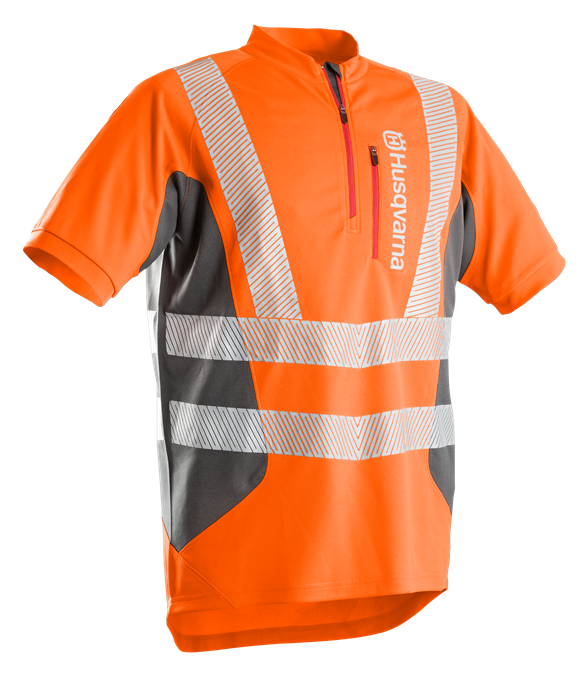 Husqvarna Work t-shirt high viz, Technical