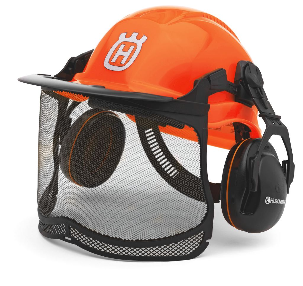 Husqvarna Functional Chainsaw Safety Helmet
