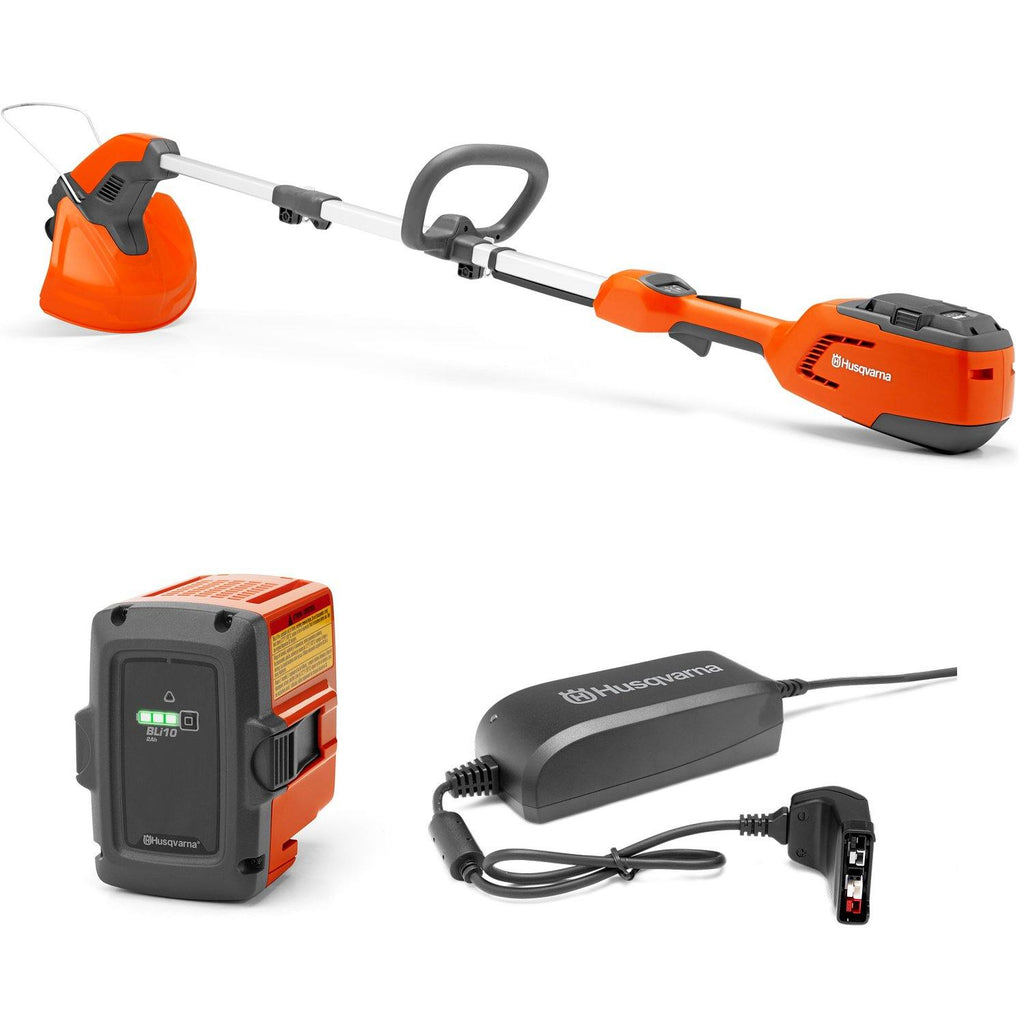 Husqvarna 115iL Battery strimmer/brushcutter with Battery and charger