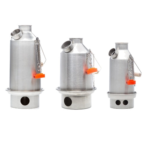 Kelly Kettle Stainless Steel All Sizes