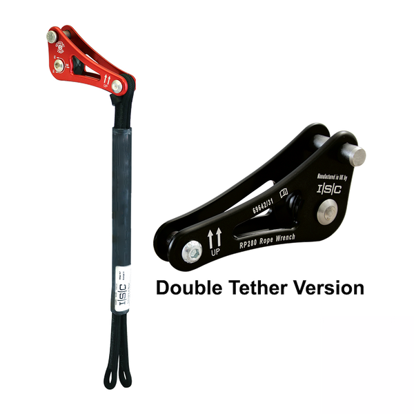 ISC Rope Wrench - Double Tether