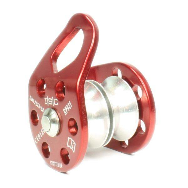 ISC Small Double Pulley RED