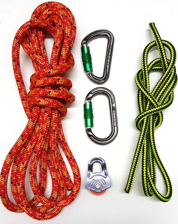 Skyland Equipment Lanyard Kit