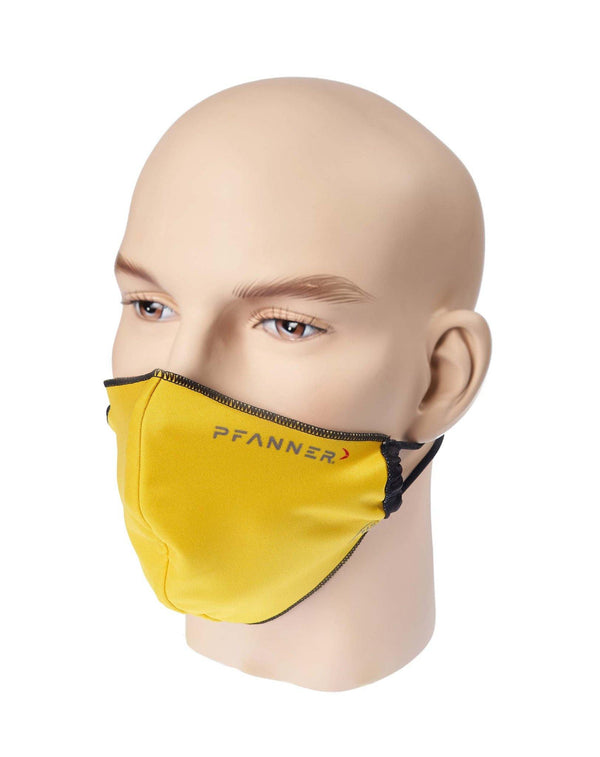 Pfanner Protos Reversible Face Mask - Black