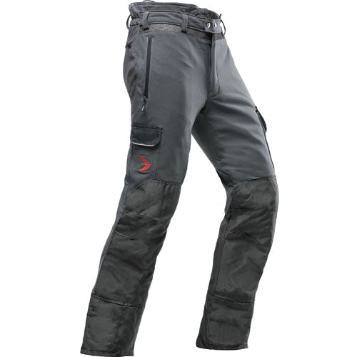 Pfanner Arborist Chainsaw Trousers Type C Grey