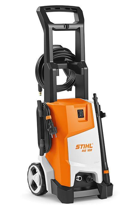 Stihl RE 100 Pressure Washer - Free Patio Cleaner