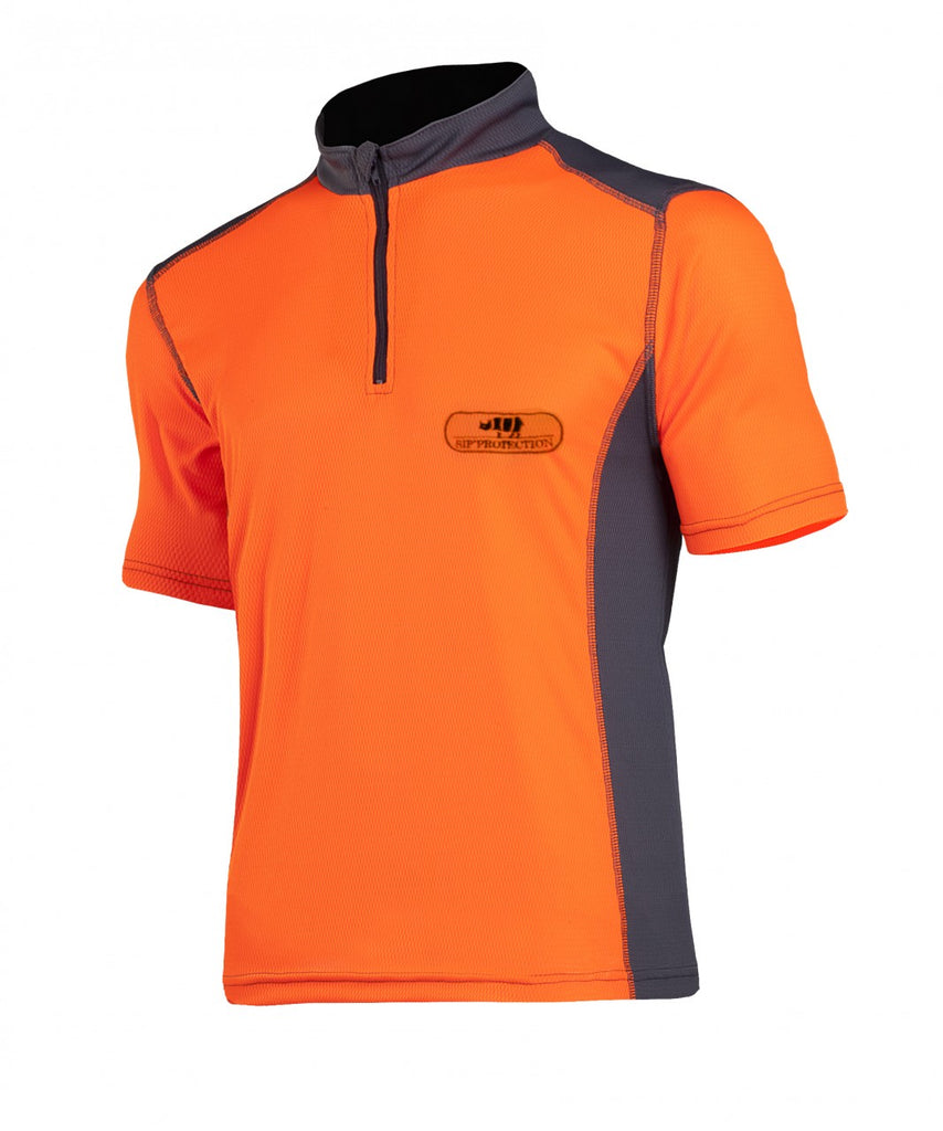 SIP Protection Base Layer T-Shirt - Orange