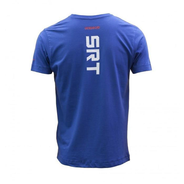 Dendriod - SRT - T-shirt back view.