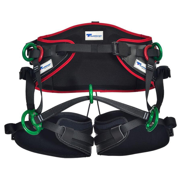 treeMOTION evo Harness with webbing bridge.