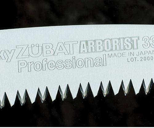Zubat Arborist close up