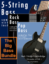 Load image into Gallery viewer, The Big Bass Bundle