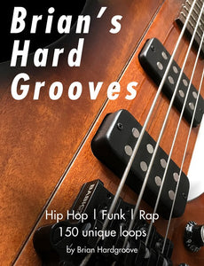 Brian's Hard Grooves Loop Library