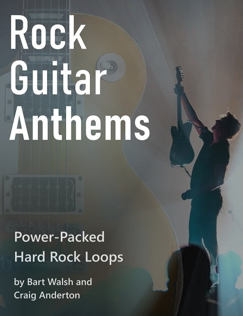 Rock Guitar Anthems Loop Library