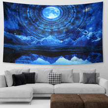 Load image into Gallery viewer, Cosmic Mandala Tapestry