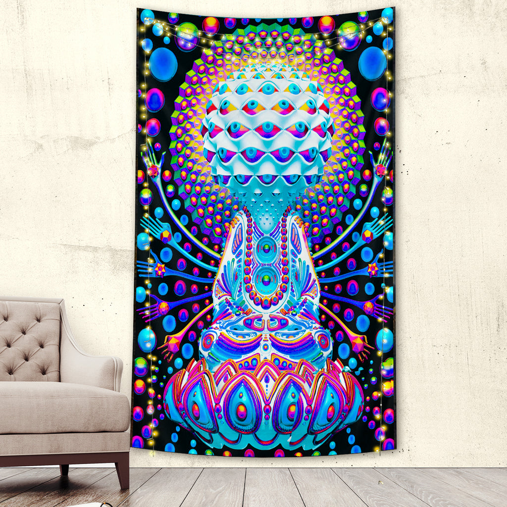 Infinite Consciousness Tapestry