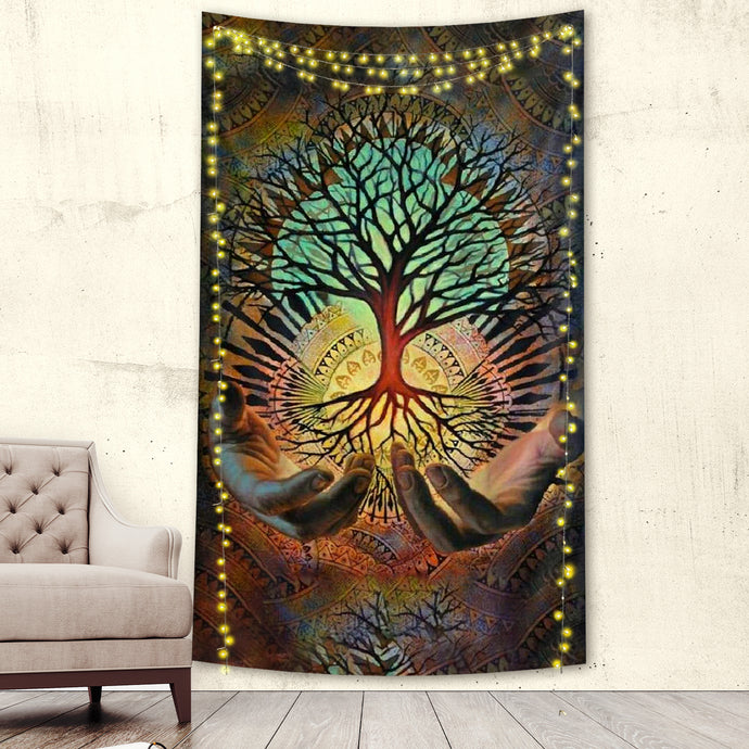 The Gift Tree of Life Tapestry