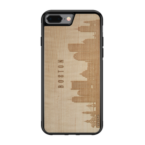CityScape Wooden Phone Case | Boston MA