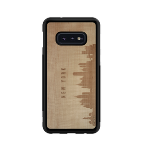 CityScape Wooden Phone Case | New York NY