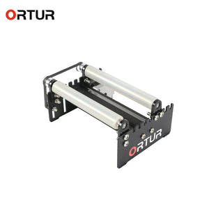 ORTUR YRR Automatic Roller Engraving Module For Laser Master Engraving Cylindrical Objects Cans Models Y Axis Rotary Roller - KORDO STORE