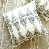 Java Bliss Ikat Pillow
