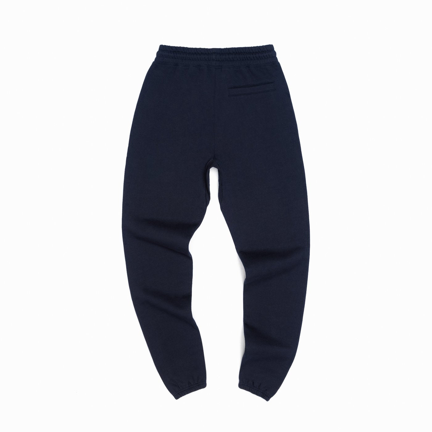Navy Organic Cotton Sweatpants