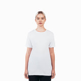 White American Grown Soft Supima® Cotton T-Shirt