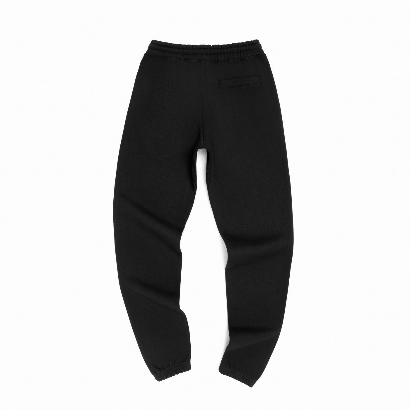 Black Organic Cotton Sweatpants