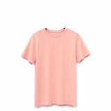 Salmon American Grown Soft Supima® Cotton T-Shirt