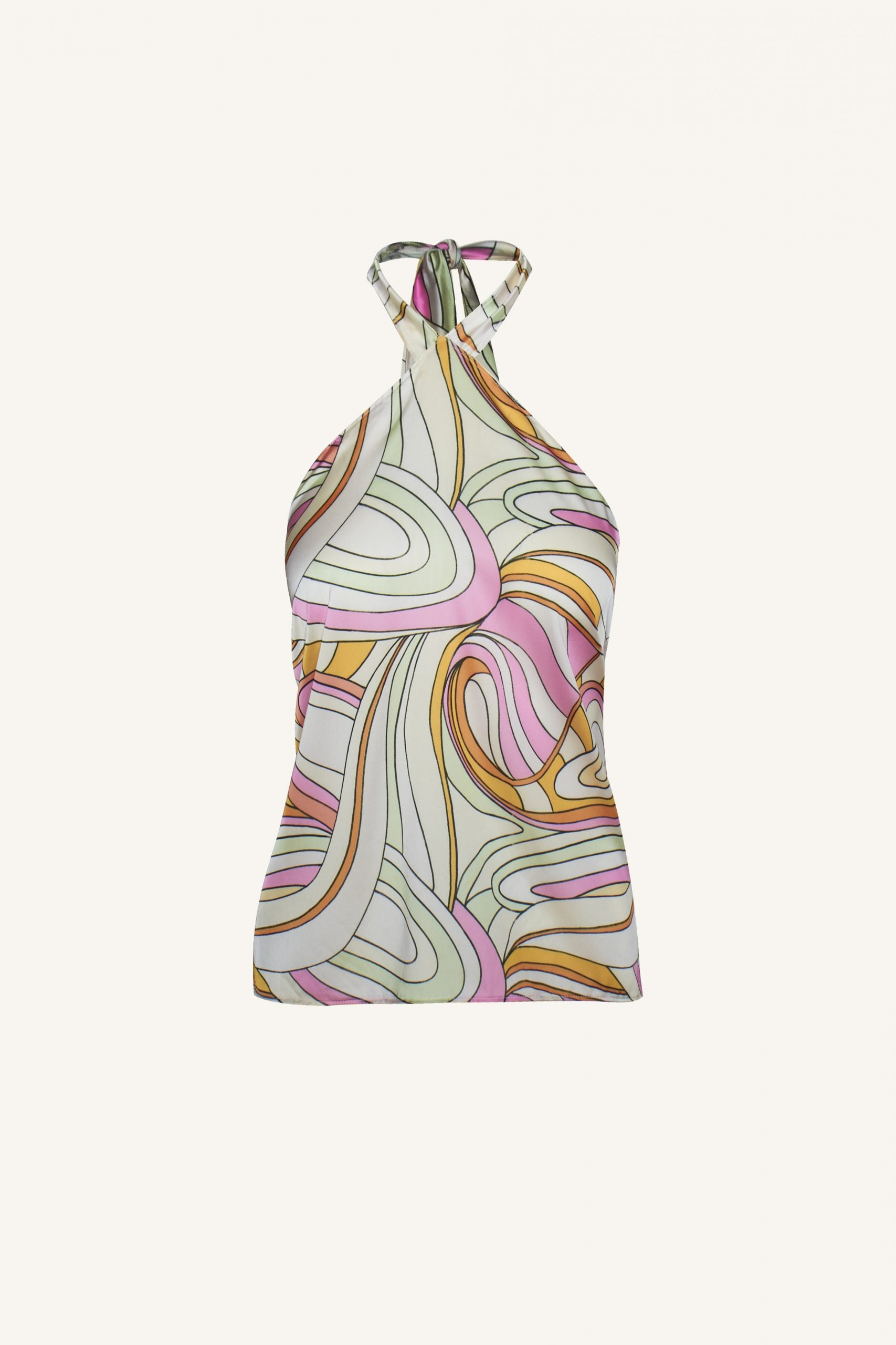 GROOVY TOP SCARF