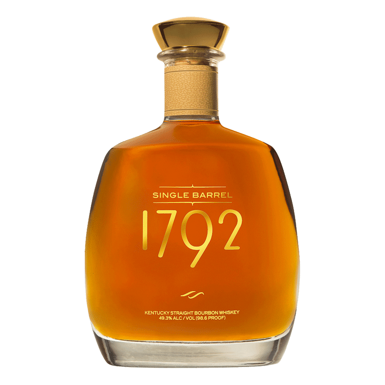 1792 Single Barrel Bourbon - ishopliquor