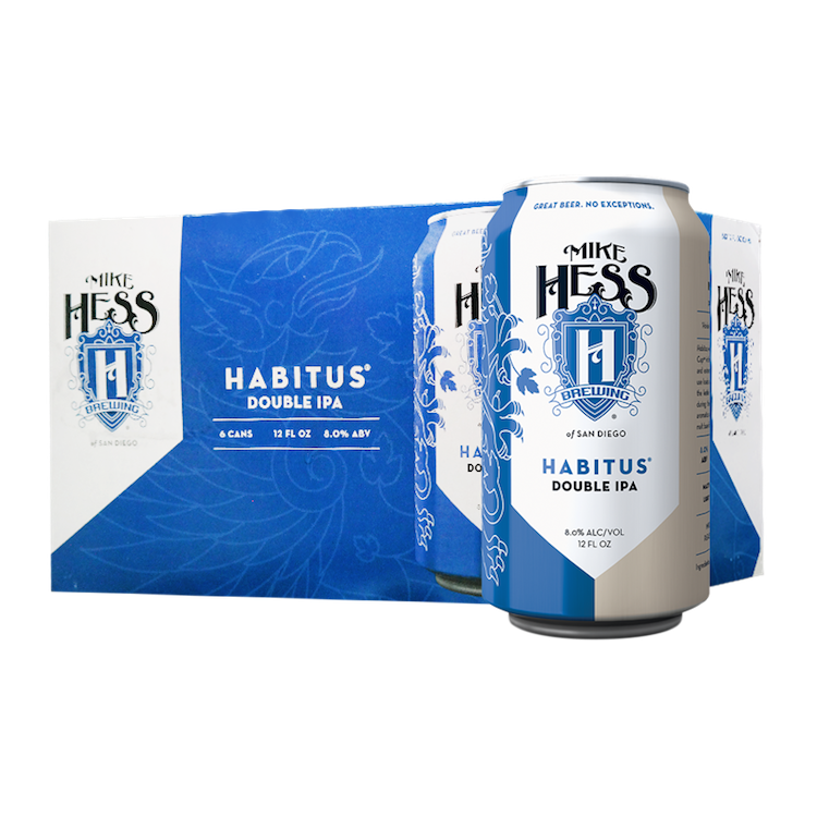 Mike Hess Habitus Double Ipa - ishopliquor