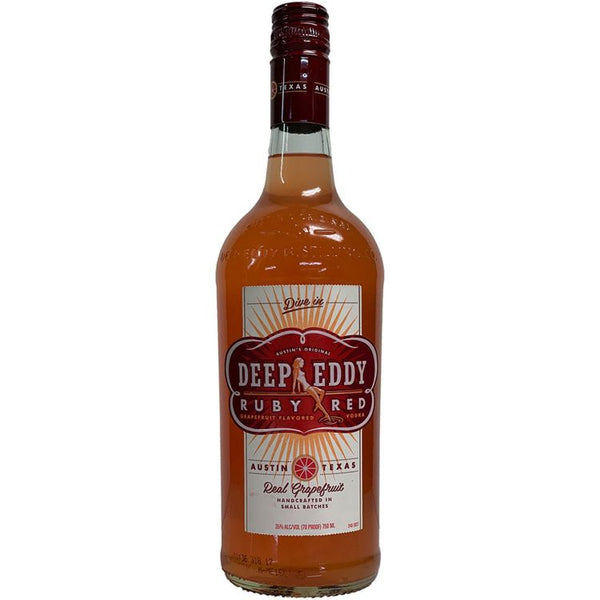 Deep Eddy Ruby Red Vodka - ishopliquor
