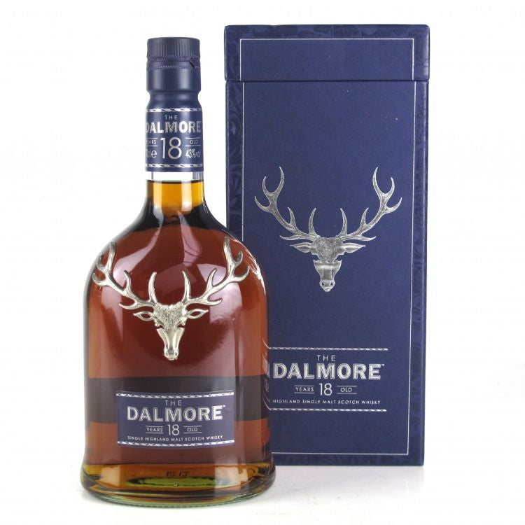 Dalmore 18 Year Scotch Whiskey - ishopliquor