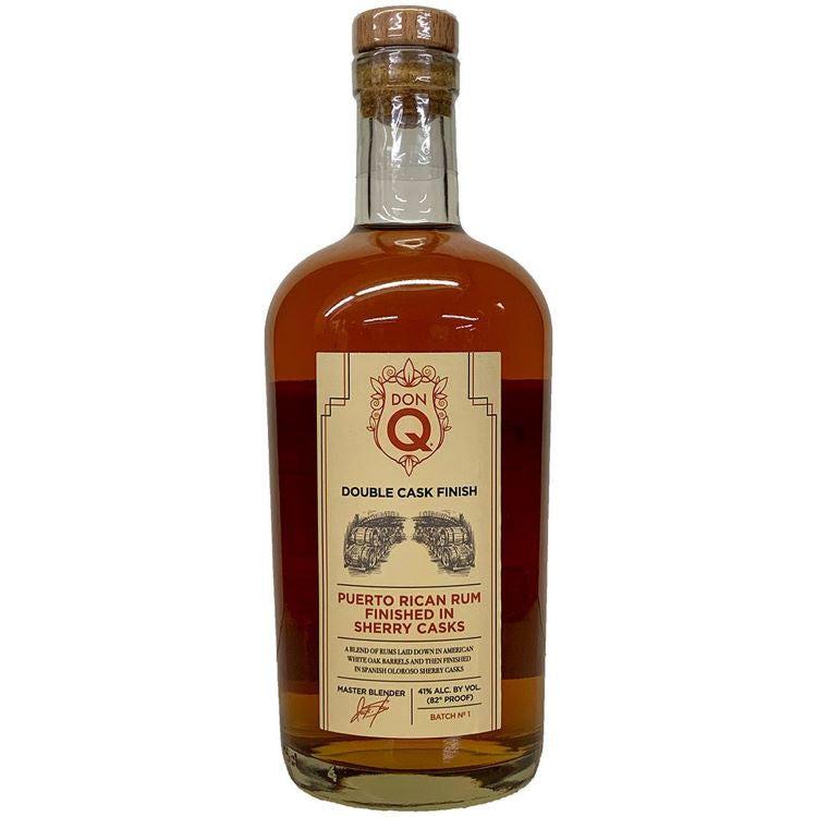 Don Q Double Aged Sherry Cask Rum - ishopliquor