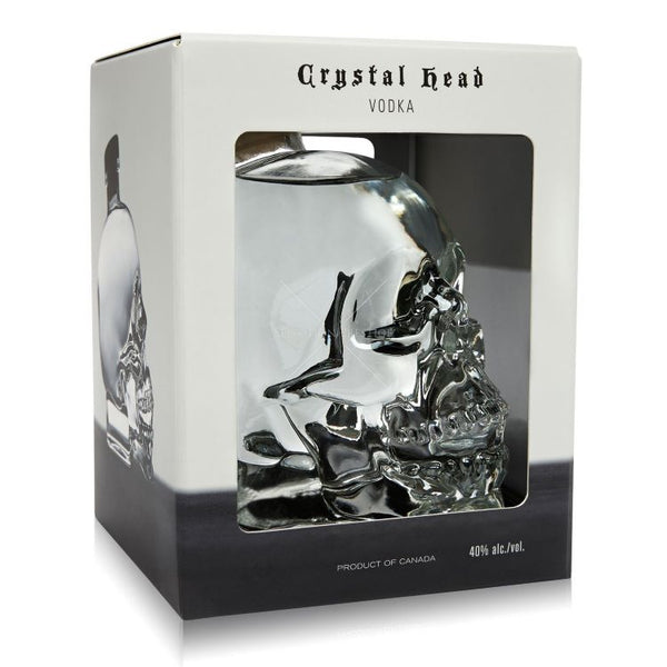 Crystal Head Vodka 1.75l - ishopliquor