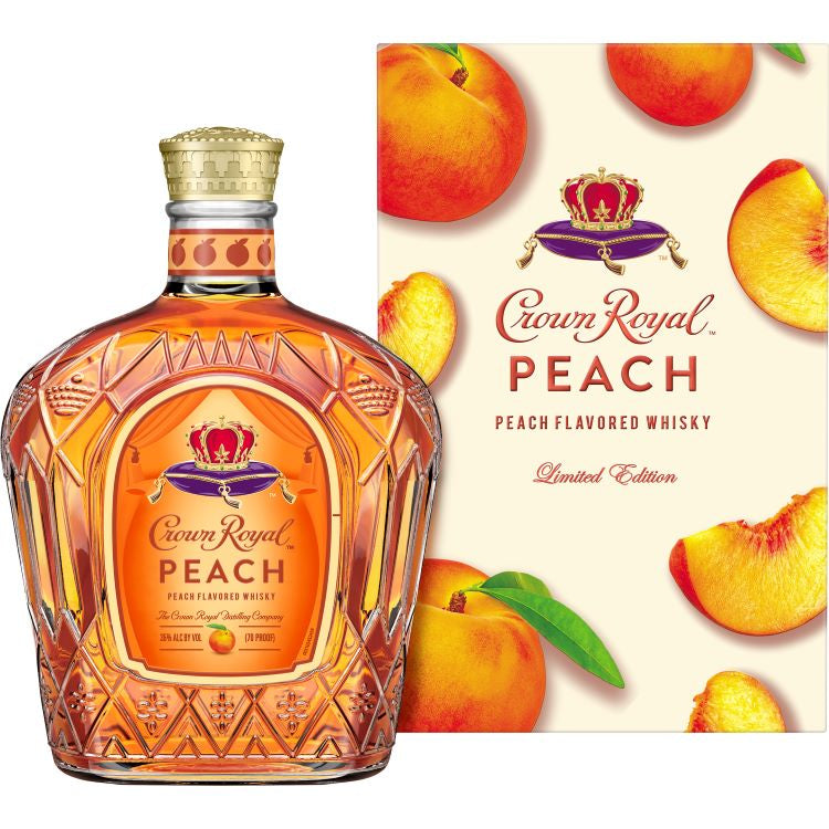 Crown Royal Peach Whiskey - ishopliquor