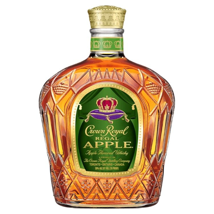 Crown Royal Apple Whiskey - ishopliquor
