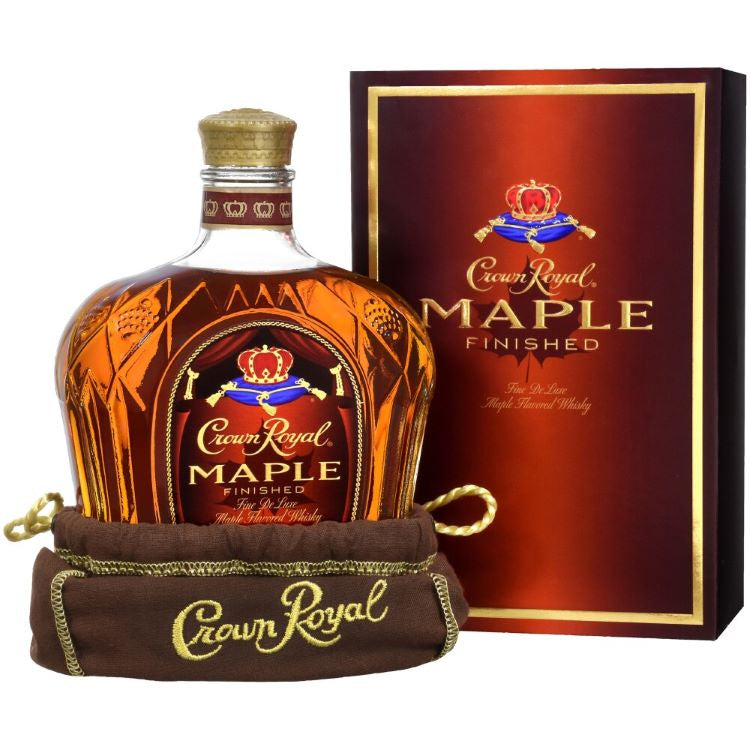 Crown Royal Maple Whiskey - ishopliquor