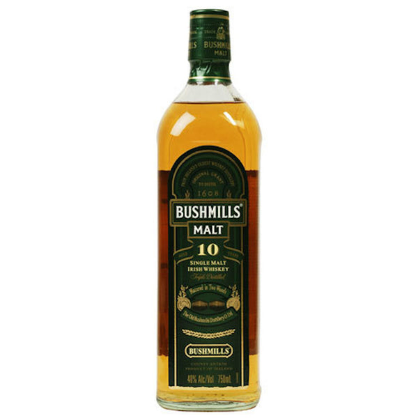 Bushmills 10 Year Whiskey - ishopliquor
