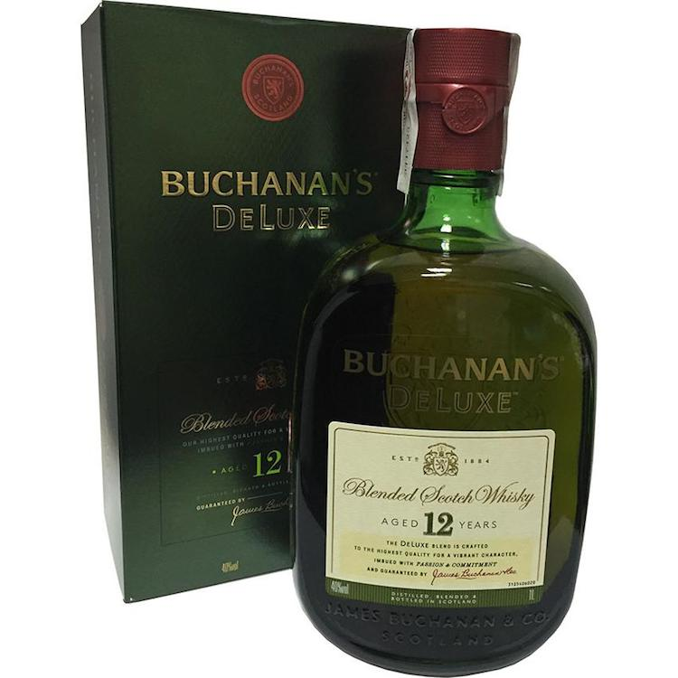 Buchanan's 12 Whiskey Scotch - ishopliquor