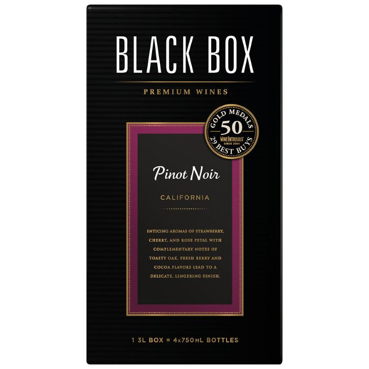 Black Box Pinot Noir Wine 3L Box - ishopliquor