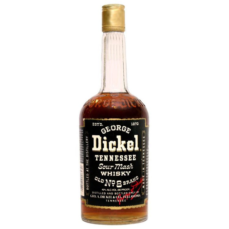 George Dickel #8 Whiskey - ishopliquor