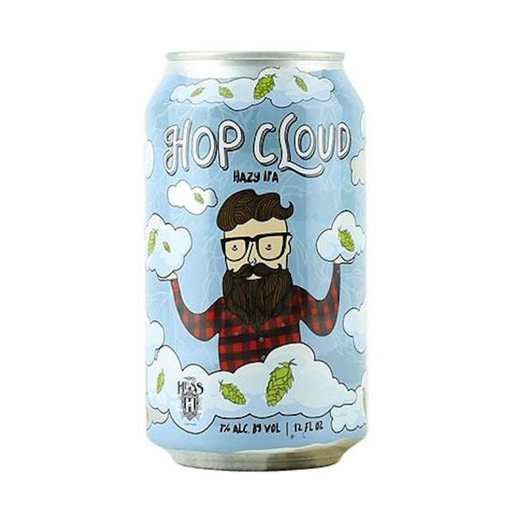 Mike Hess Hop Cloud Hazy Ipa - ishopliquor
